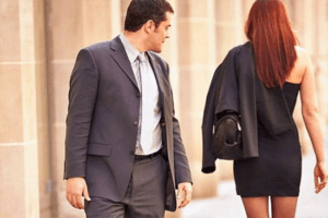 Как обратить на себя внимание мужчины